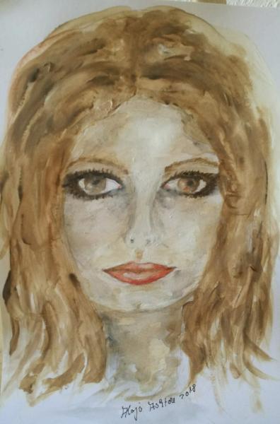 Sophia Loren Aqua