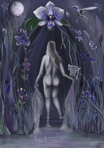 Geburt der Venus Version 2