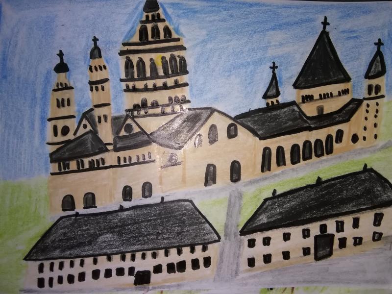 Dom zu Mainz.