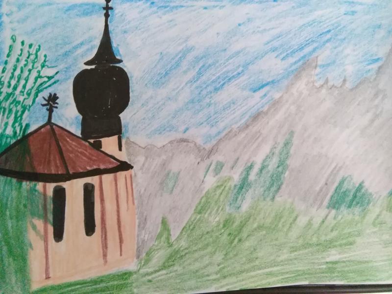 Kirche Maria Gern.