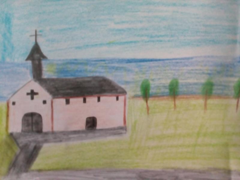Kirche U. Landschaft