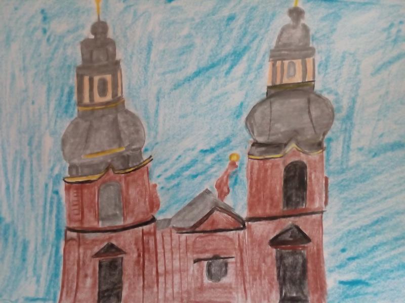 Kirchtuerme von Sankt Peter