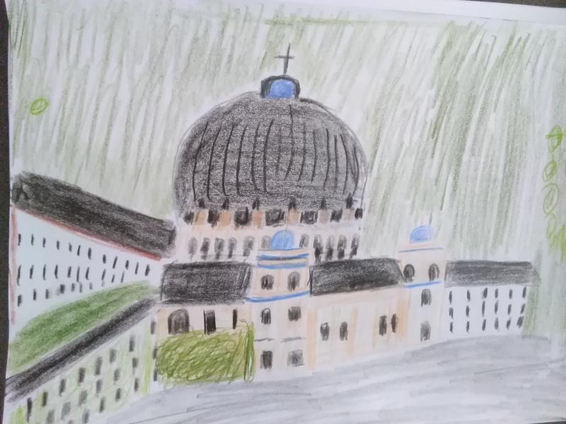 Kloster.