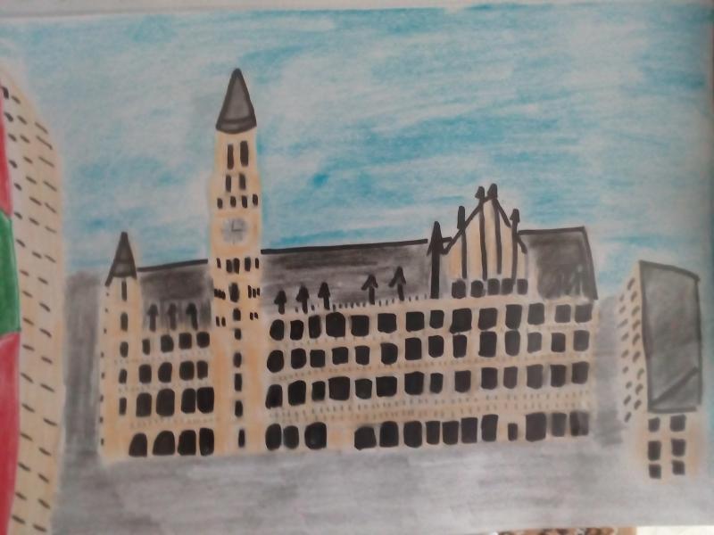 Münchner Rathaus.