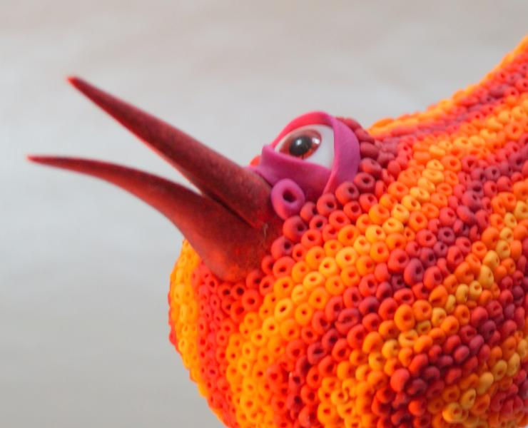 Queer bird rot