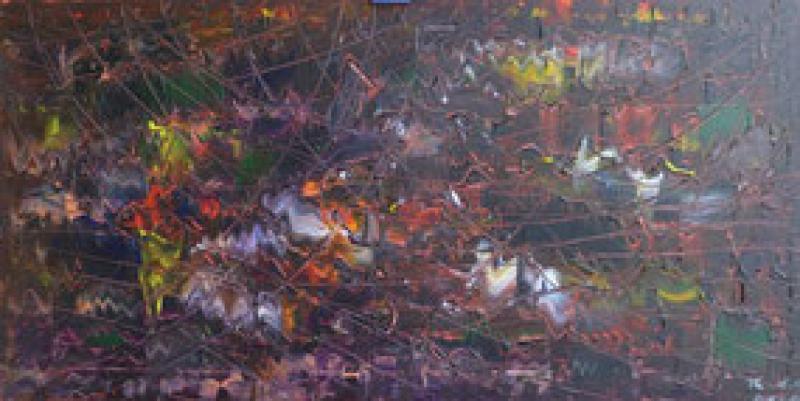 Netz der Farben