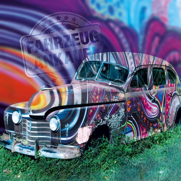 Graffiti Schrott