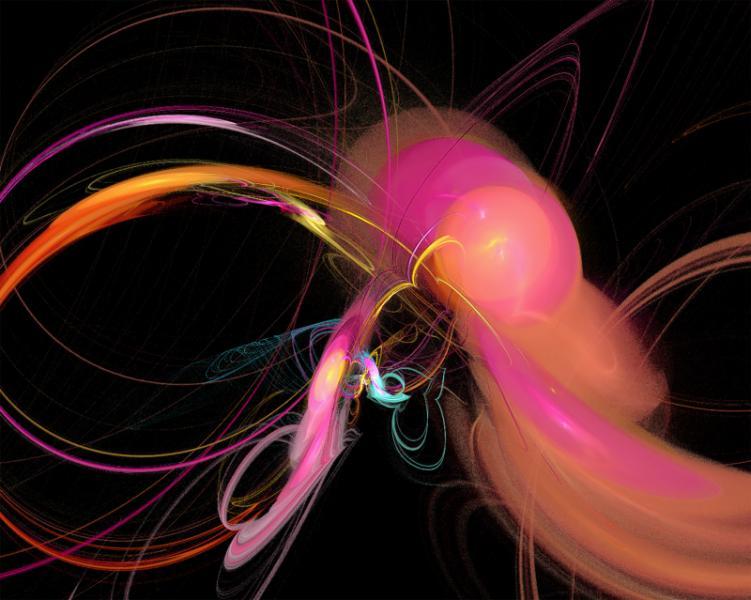 Licht Spirale