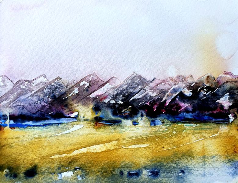 Colour Mountains