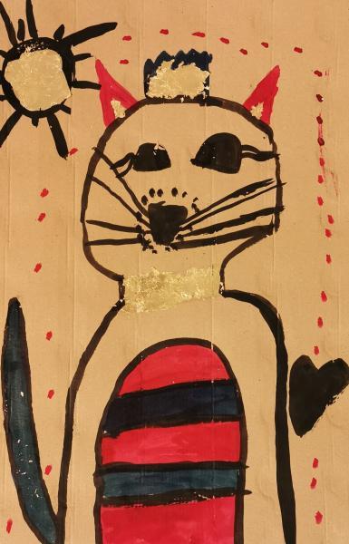 Kindergeburtstag bei den ARTgenossen